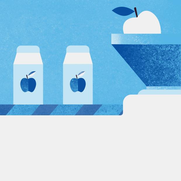 Как и из чего делают восстановленный сок?