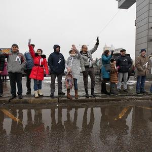 Близкое окружение: Участники акции «Белый круг» о проблемах Москвы — Город на The Village
