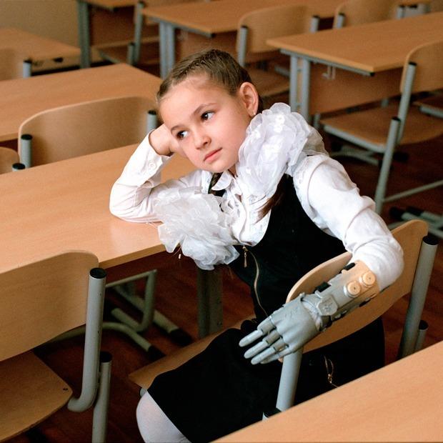 Киборги: Люди с бионическими протезами