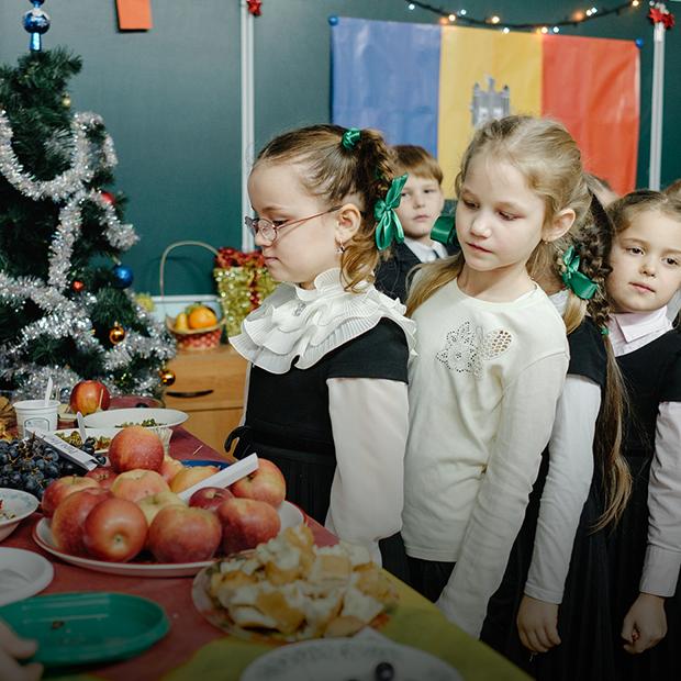 Детский фестиваль национальных культур — Фоторепортаж на The Village