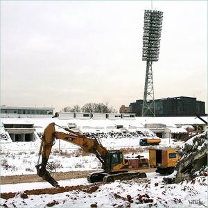 На последнем дыхании: Стадион «Динамо»