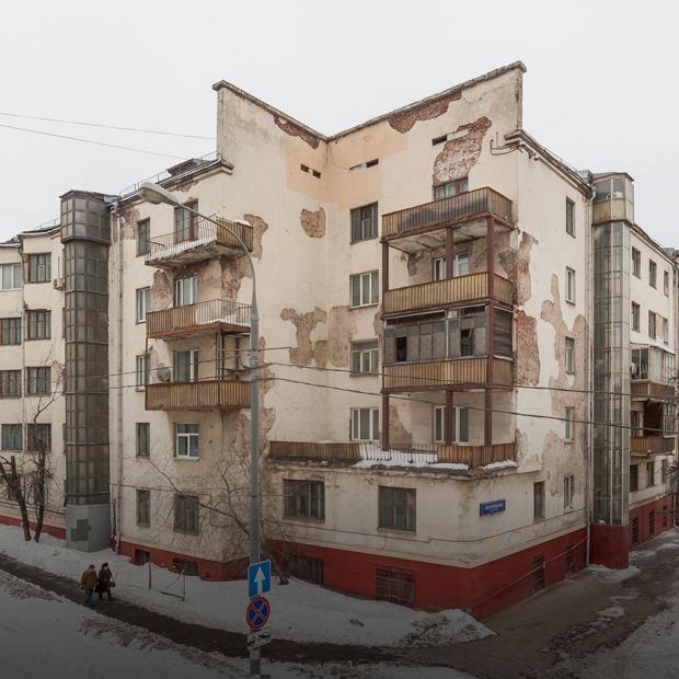 Первые жертвы реновации: На Русаковской сносят дома — На месте на The Village