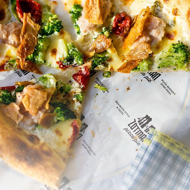 Zotman Pizza Pie — Новое место на The Village