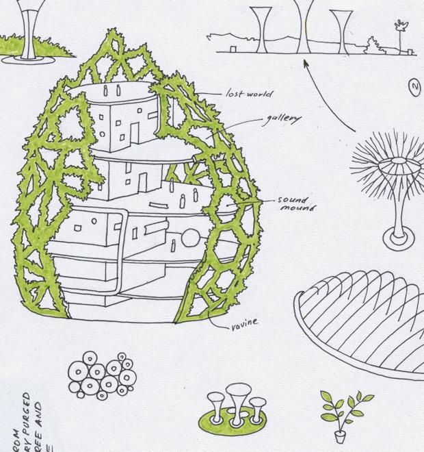 Идеи для города: Механический лес в Сингапуре — Иностранный опыт на The Village