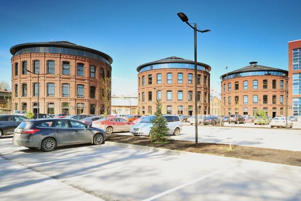 От творческого кластера к бизнес-парку: Как на «Арме» обновляют территорию — Архитектура на The Village