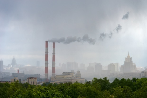 Как власти лишили москвичей информации об экологии — Ситуация на The Village