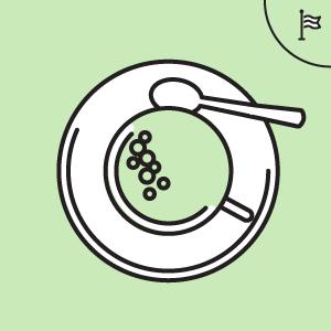 Сколько стоит чашка кофе в разных городах России
