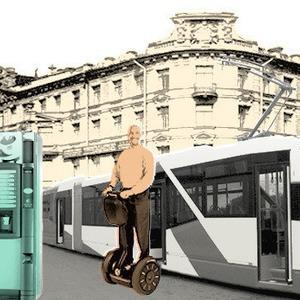 Итоги недели: экскурсии на сегвеях, кемпинги и автоматы с кофе и снеками на улице — Город на The Village