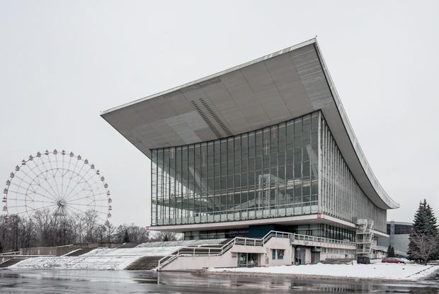 Архитектор Андрей Стенюшкин — о монреальском павильоне на ВДНХ