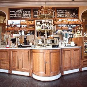 Новое место (Петербург): Ресторан-кондитерская Du Nord 1834 — Новое место на The Village