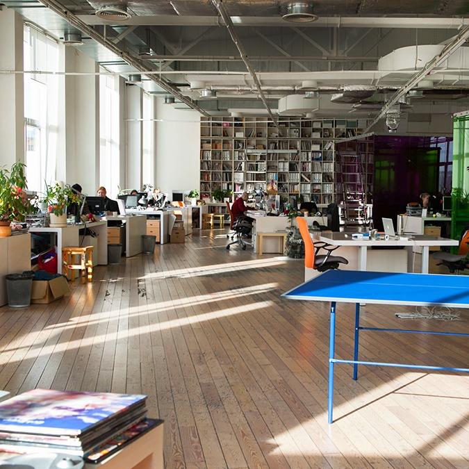 Офис: Коммуникационное агентство IQ marketing — Как это работает на The Village