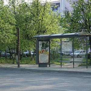 На автобусных остановках появятся табло с видеосвязью — Ситуация на The Village