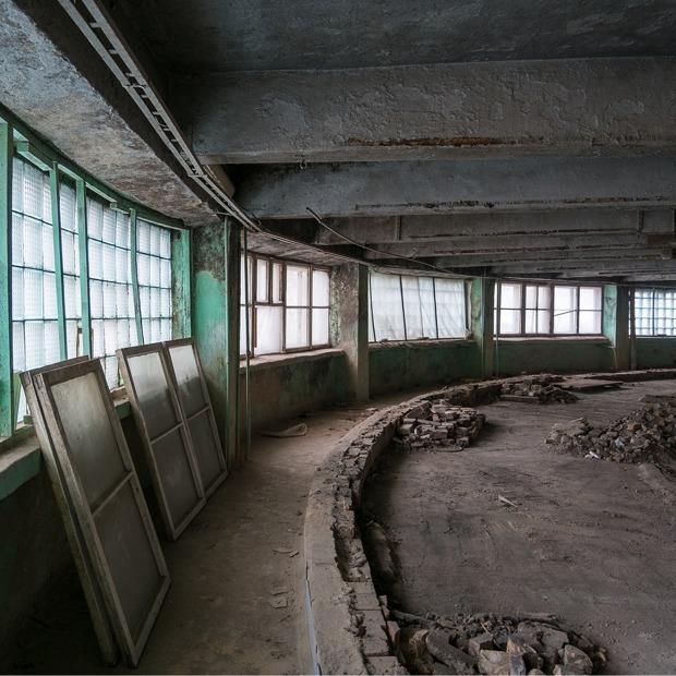 «Источник жизни»: Как выглядит Левашовский хлебозавод сегодня и каким он будет через четыре года — Общественные пространства на The Village