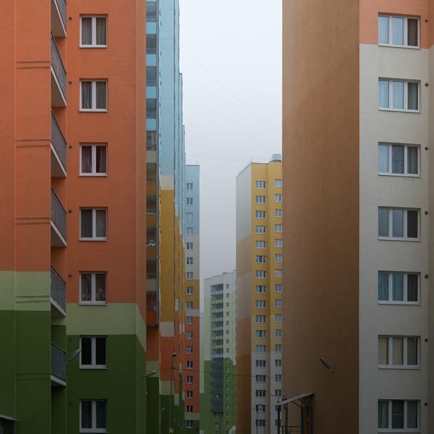 За КАД Петербурга: Как живётся новосёлам на улице Хармса