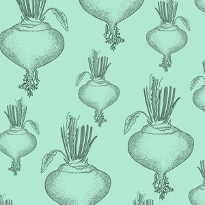 Сезон молодых овощей: Репа