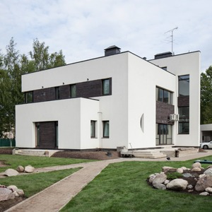 Загородный дом для семейной пары