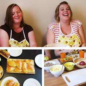 Время есть: репортаж с кулинарного мастер–класса Samovar Cuisine Club
