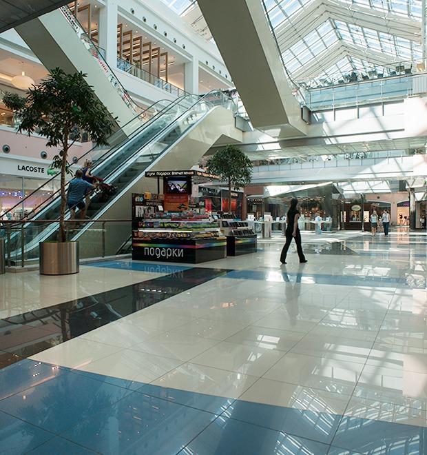 Торговые центры Москвы: «Метрополис»