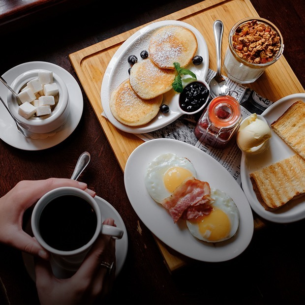 Ранние завтраки в Нижнем Новгороде — Гид The Village на The Village