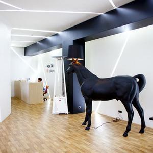 Офис недели (Москва): Italkero и iji digital