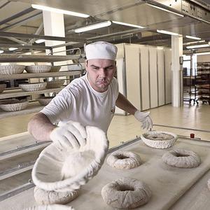 Репортаж: Как пекут ржаной хлеб в «Буше»