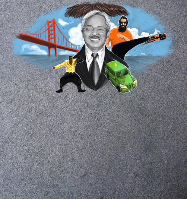 Клуб мэров: Эд Ли, Сан-Франциско