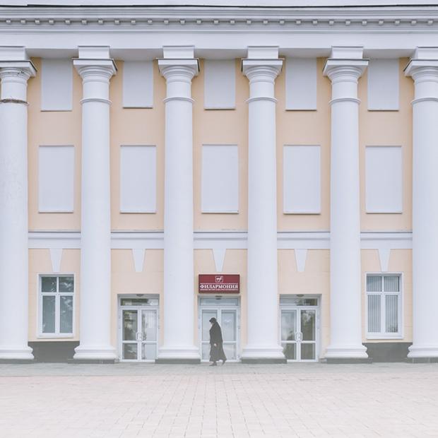 Я работаю в Нижегородской филармонии — Где ты работаешь на The Village