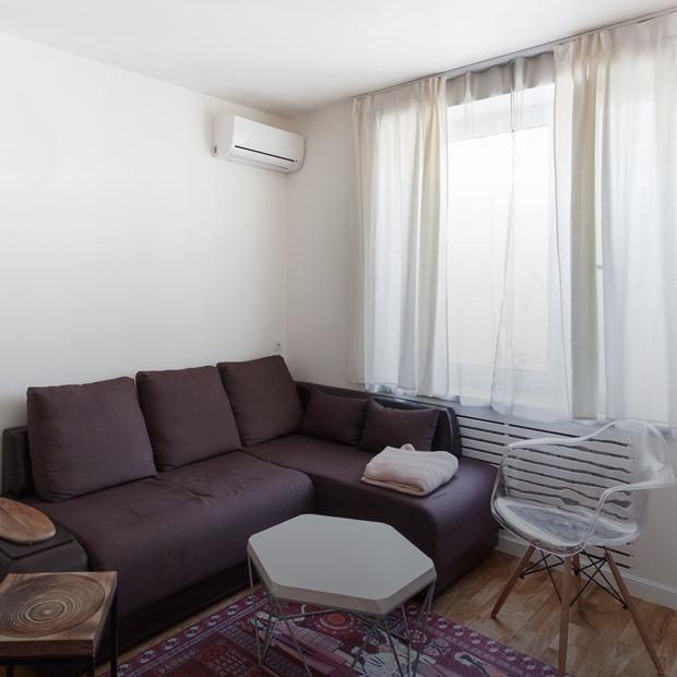 Современная квартира с отсылками к советскому прошлому — Квартира недели на The Village