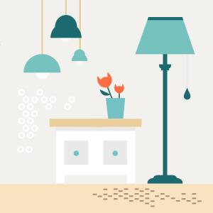 Как правильно организовать освещение в большой комнате  — Квартирный вопрос на The Village