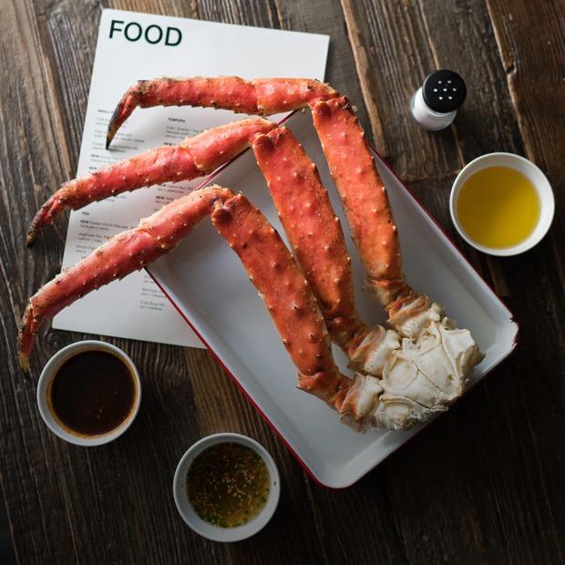 Crabs Are Coming в Калашном переулке — Место на The Village