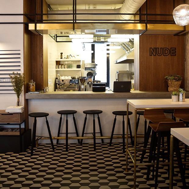Nude. Coffee & Wine Bar
