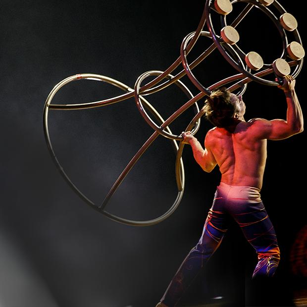 Как устроено шоу Totem Сirque du Soleil