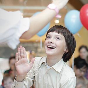 Как делать праздники для детей с особенностями развития — Личный опыт на The Village