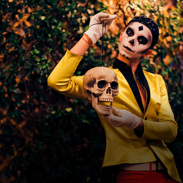 Halloween в Cочи: Куда пойти на день Всех Святых   — Гид The Village на The Village