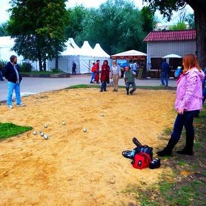 В парке Горького открылась площадка для петанка — Парк Горького на The Village
