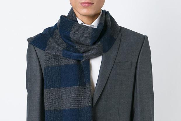 18 мужских шарфов  — Цена-Качество на The Village