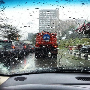 Майский снегопад в снимках Instagram