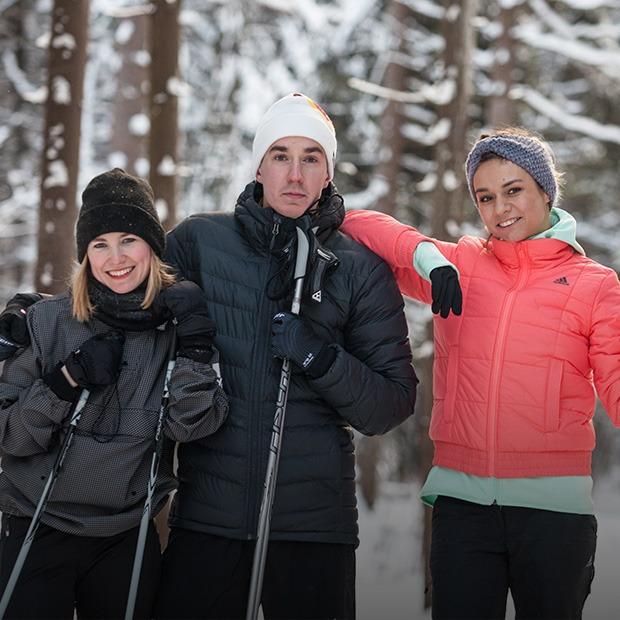 Ход коньком:  Почему беговые лыжи — главный спорт этой зимы — Зимний интенсив на The Village
