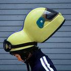 Шлем от Джу Юн Паек