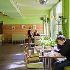 В Петербурге открылось вегетарианское кафе