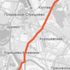 В Щукине недовольны новым проектом Северо-Западной хорды