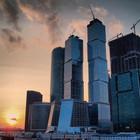 Оплаченная менеджерами парковка в «Москва-Сити» стала общественной