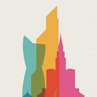 Дизайнер Йони Алтер — о новом постере с храмом Христа Спасителя и башней «Эволюция»