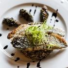 Рецепты шефов: Филе плотвы с хрустящей корочкой
