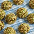 Фисташковые печенья к празднику
