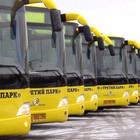 На коммерческих автобусах установят спутниковую систему, которая поможет регулировать расписание