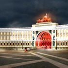 На ночь глядя: 12 проектов подсветки Главного штаба