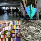 Итоги недели: запрет торговли в переходах, световая инсталляция в «Цветном», новый книжный магазин