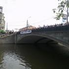 «Марш миллионов» перерос в столкновения с полицией