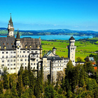 Замки: средние века и немного романтики